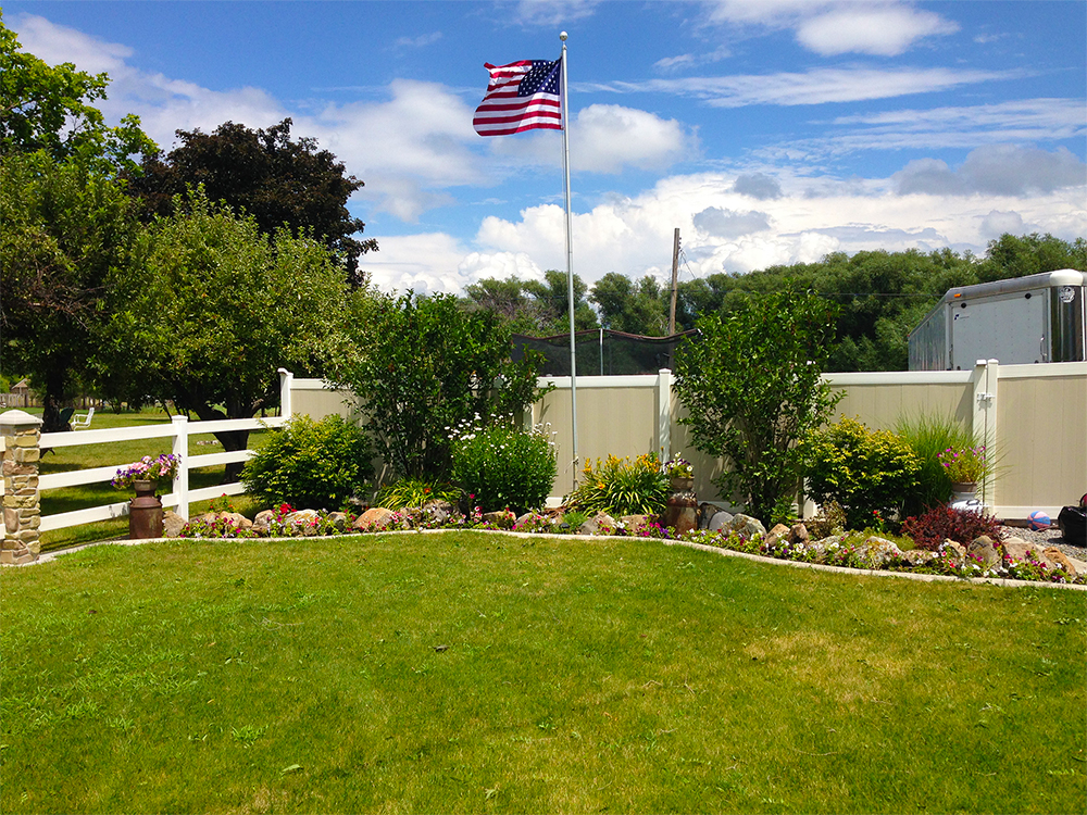 Contact Us Company Info For Asl Fence In Logan Utah